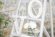 WEDDING IDEAS AND GIMMICKS... / AL ABOUT WHAT YOU CAN GET TO MAKE YOUR WEDDING A VERY SPECIAL ONE...