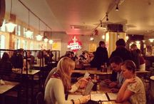 Favourite London Places / Bars, cafes, sights and shops - some of the best in London