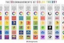 Colorful World / Palette colori
