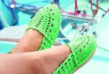 Schuhe häckeln