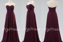 Bridesmaid dresses  / by Calin Medeiros