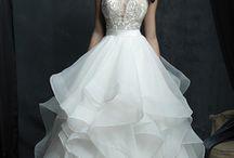 wending dresses