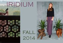 fall 2014 collection / New fall colors and styles from Iridium