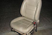 Car seat trasnform project