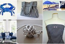 Let's Get Nautical / I love everything Nautical... women's apparel, home decor and art, favorite places and more. / by Laura Trevey