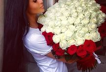 Roses-big bouquet-luxury