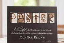 Pastor decorations