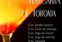 """Jueves de Cocktail / """"Un trago apenas está bien, dos son demasiados y tres son insuficientes"""" / by Ricardo Corazón de León"""
