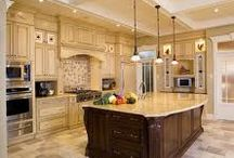 Fantastic Kitchens / Look at these kitchen designs for inspiration! / by RMGeneralContracting CCL #521913