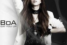 Queen BoA