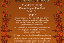 Community Meal / This page is devoted to information on our continuing efforts to provide meals to those less fortunate. We made a commitment on Thanksgiving of 2015 to regularly offer our drive and determination to give back to our community in the form of a community feast. Bringing together resources from the community, it is our goal to provide a valuable service to our neighbors and those who share our community.