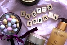 Sakaré Easter / From everyone at #Sakaré Cosmetics wishing you a wonderful Easter! We hope its full of chocolate, lots of pampering and of course some Sakaré products...  https://www.sakare.com #Sakaré #Sakare #skincare #skin #beauty #cosmetics #luxury #Easter #London #Paris