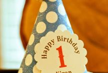 Isaac's 1st Birthday Party / by Heather Sorenson