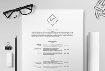 CV & Cover Letter Templates