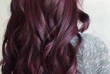 • hair color •