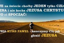 Kursy / Kursy ewangelizacyjne, które mamy przyjemność prowadzić :)
