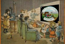 Van alles over de toverlantaarn - All about the magic lantern.