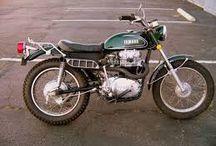 Vintage Jap Bikes