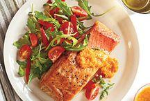 Fish dinners / by Angelus Wilson