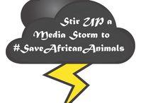 SAVE AFRICAN ANIMALS