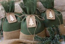 Embalagens para Natal