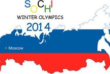 School- Winter Olympics  / by Kerri LeSieur