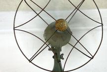 Antique Fan / Antique Fan