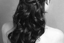 Hair / by Aubrey Gilmore Moeller