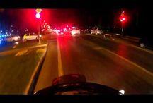 trafikte yaşananlar / trafikte bir motorlu neler yaşıyor nelere denk geliyor işte bazıları :)