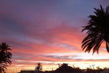 Mooie luchten. / Marbella - Spanje.
