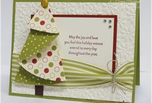 Christmas Cards, Mini Albums & Tags / by Debbie Gibson