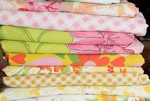 Vintage sheet love / by Karen Stewart