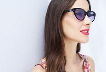 Lio Eyewear Donna / Montature per occhiali da sole e da vista personalizzabili ogni giorno con una semplice Klip. Abbina l'occhiale al tuo look e crea il tuo stile #occhialipersonalizzabili