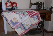 My Vintage Quilts