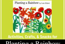 book nook: planting a rainbow