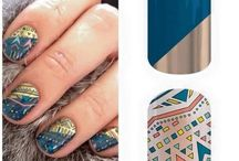 Jamberry Favourite Combos / Simply my favourites