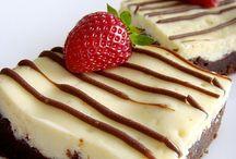 browni chesscake