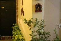 entrance decor