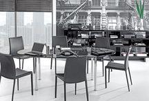 Dix | Office e Home Office 2015 / Assinados pelo designer dinamarquês Lars Mathiesen, os produtos da linha Dix permitem inúmeras combinações para o seu ambiente Office e Home Office. http://goo.gl/Zhp0mJ
