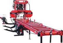 Portable Sawmill Equipment