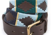 Pionerios Belts For Men / Authentic Argentinian Belts