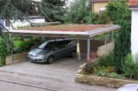 Private Dachbegrünung