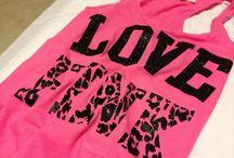 Love Pink  / by Brianna Nichole