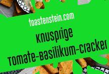 Snack-Monster // snacks / Hier findet ihr unsere Rezpte für einfache und schnelle Snacks! // here you can find our recipes for easy and fast snacks! // www.toastenstein.com
