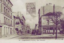 Argenteuil / Découvrez Argenteuil de 1900 à aujourd'hui dans un parcours en streetview sur http://argenteuil.d-antan.com