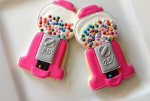 Iced biscuits / Cookies inspiration