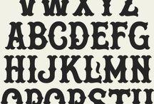 Font Art / Refrensi Font Terbaik