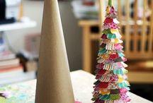 druhy vánočních stromků