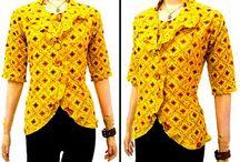 Blouse Batik Bagoes