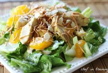Soup & Salad / Some of my favorite soup and salad recipes.